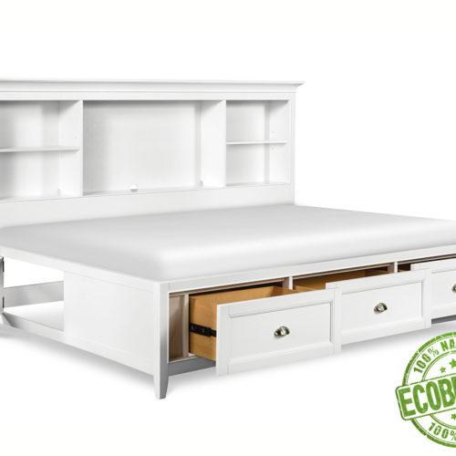 Кровать из массива натурального дерева Дворянская