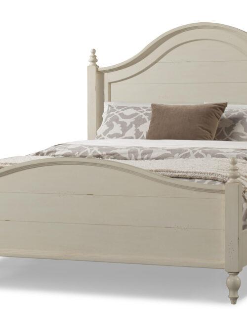 """Кровать из массива натурального дерева """"Элегия"""""""