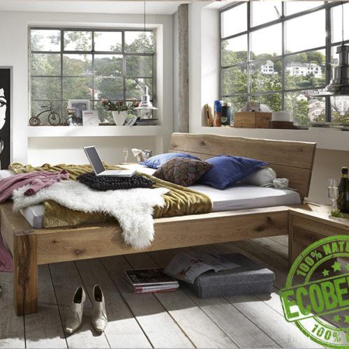 Кровать из массива натурального дерева Массив