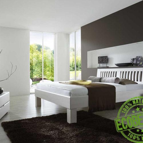 Кровать из массива натурального дерева Элегант