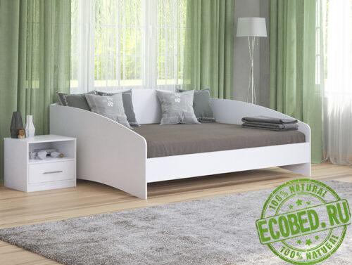 Кровать из массива Этюд