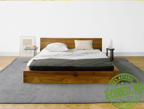 Кровать из массива натурального дерева Дотти
