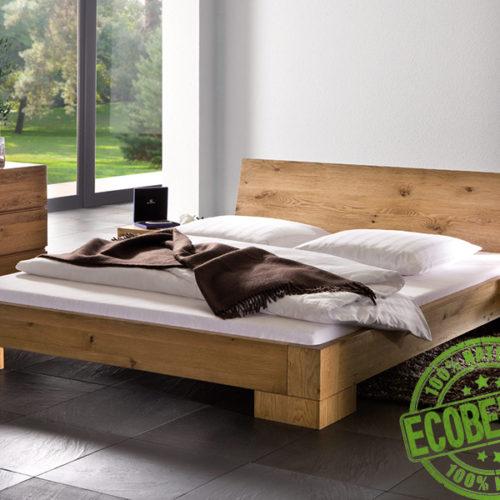 Кровать из массива натурального дерева Блиц