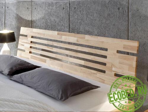 Кровать из массива натурального дерева Дико