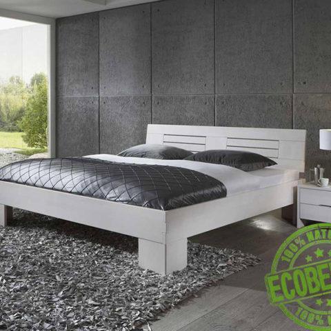 Кровать из массива натурального дерева Катэ
