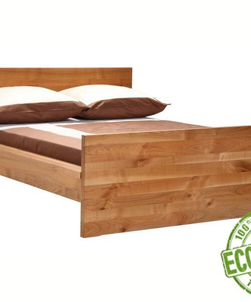 Кровать из массива натурального дерева Боро