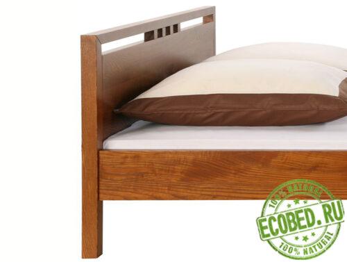 Кровать из массива натурального дерева Мия