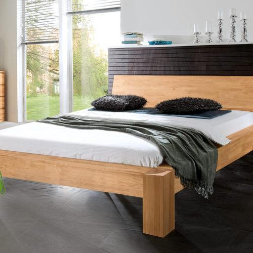 Кровать из массива натурального дерева Фортуна